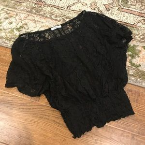 TeenBell Lace Blouse